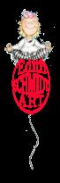 Logo Stamp red balloon 2016